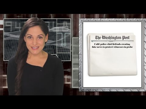 Why the Washington Post is suddenly interested in an old police sting operation