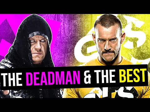 The Personal Feud Between The Undertaker and CM Punk