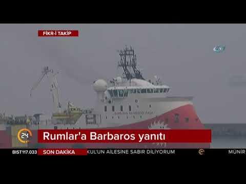 Türkiye #Akdeniz'e iniyor