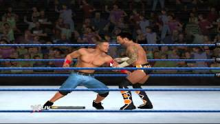 WWE 12 Wii Gameplay on PC