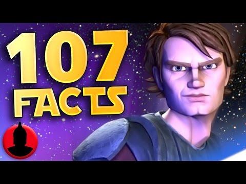 107 Star Wars: The Clone Wars Facts - Star Wars Week (ToonedUp #213) | ChannelFrederator