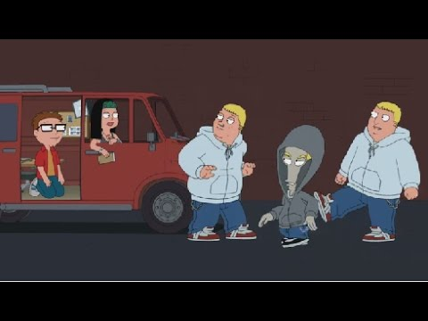 American Dad! Roger's Intimidation Tactic