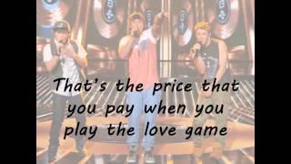 Baby I Love Your Way (EMBLEM3) Lyrics