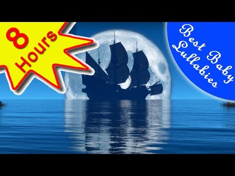 9 HOURS Music For Babies To Sleep To Songs To Put a Baby To Sleep Lyrics Skye Boat Song