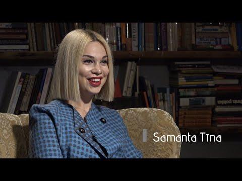 INTERVIJA TUMSĀ / 1. EPIZODE / SAMANTA TĪNA