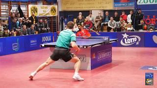 Konecny vs Gnanasekaran - Table Tennis