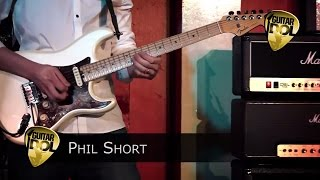 Phil Short - Late Night Vibes - Guitar Idol Final 2016 - 1st Place