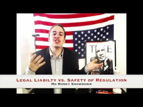 Mo Money Episode 46: Liability vs Regulation Showdown