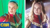 15 Marvel Movie Scenes You Didn't Know Were CGI