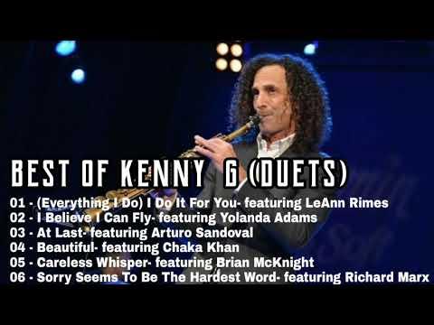 Kumpulan Lagu Duets Kenny G Terbaik!!