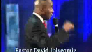 David Ibiyeomie--Exploits in ministry - 2 / 4