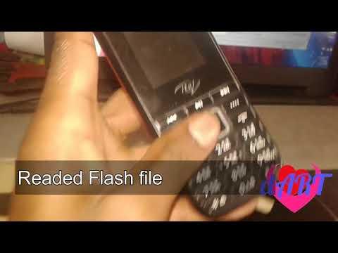 ITEL IT 5600 MT6261 flash