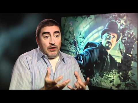 The Sorcerer's Apprentice - Alfred Molina interview | Empire