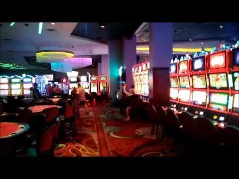 Entering The Seminole Casino, Immokalee, FL