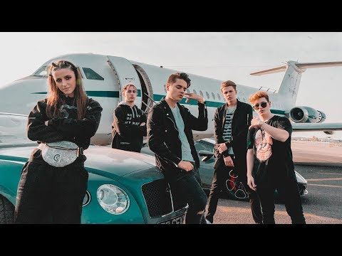 5GANG - MOD AVION (Official Video)