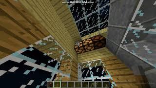 Майнкрафт дом для двоих игроков №2