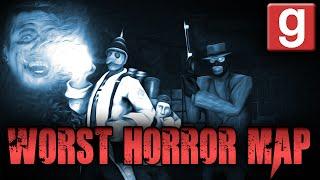 Worst Garry's Mod Horror Map!