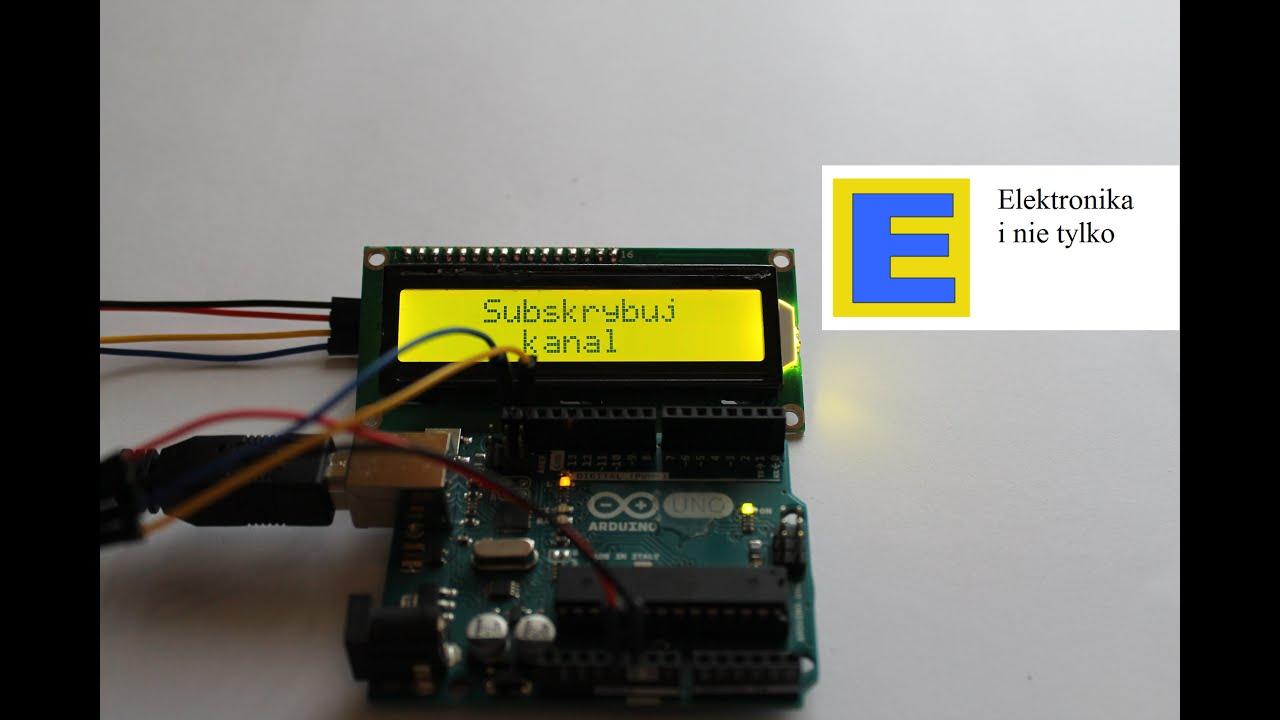 Podłączyć elektronikę