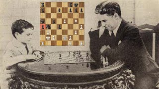 Charlie Chaplin vs Samuel Reshevsky || Did The Game Actually Happen?