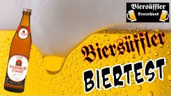 Biertest - Sternburg Export