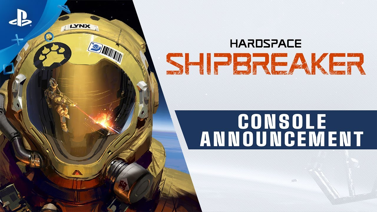 Assistir - Hardspace: Shipbreaker - Console Announcement Trailer | PS4 - online
