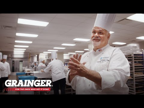 Chef K's Kitchen: Checkpoints And Kitchen Safety - Grainger Industrial Supply