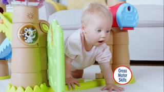Little Tikes | Light 'n Go | Activity Garden Treehouse
