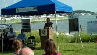 Ben Cardin Attends Living Shorelines Event In Annapolis