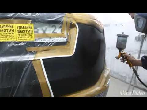Покраска авто с переходом в Чебоксарах