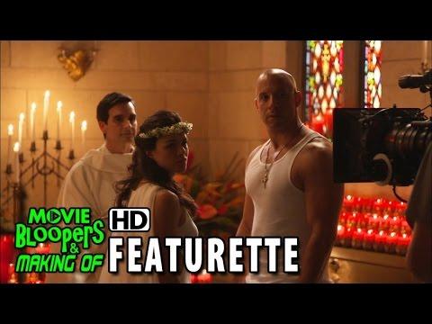 Furious 7 Blu-ray/DVD (2015) Featurette - Emotional Heartbeat