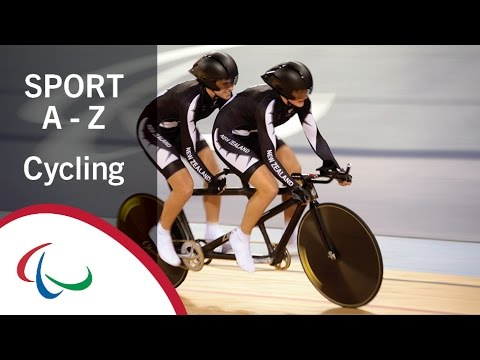 Paralympic Sports A-Z: Cycling
