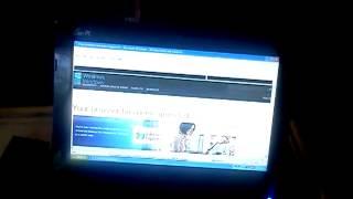 Laptop Screen keep shaking while browsing internet