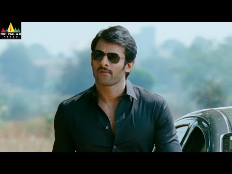 Mirchi Movie Anushka Rajesh And Prabhas Scene | Prabhas, Anushka, Richa | Sri Balaji Video