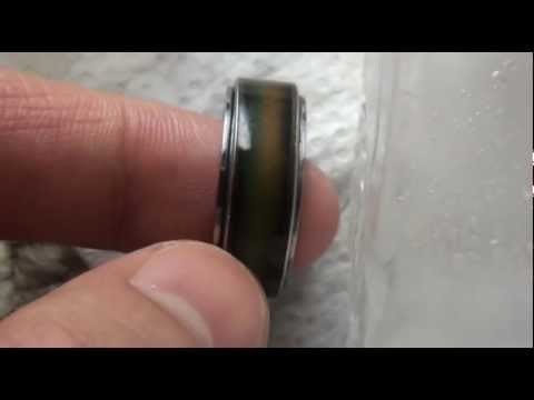 How to make your mood ring changes colors
