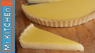How To Make Passionfruit Curd (for A Tart)