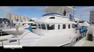 Nordhavn at the 2016 Fort Lauderdale Boat Show