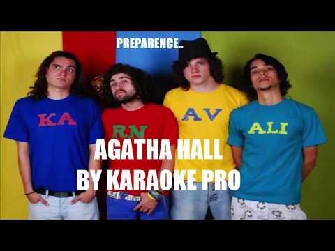 Lasso Agatha hall Versión Karnavali Karaoke