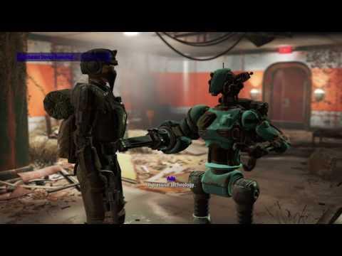 Fallout 4 automatron dlc |