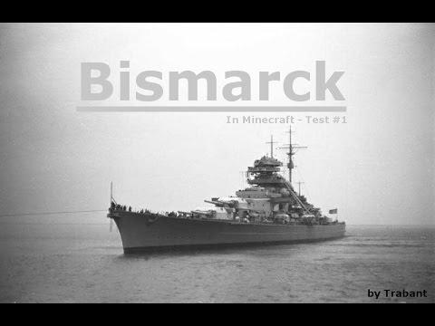 Test #1 - Bismarck