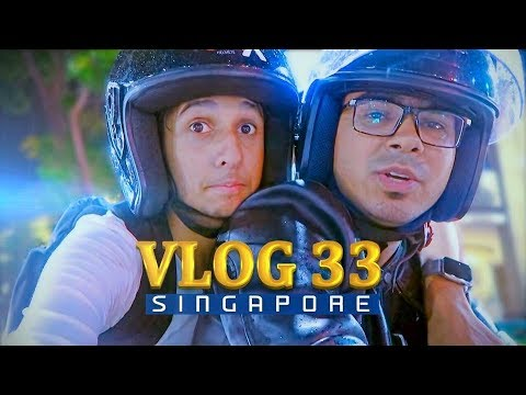 Singapore Trip | Vlog 33 | Tawhid Afridi | Bangla New Video 2017 |