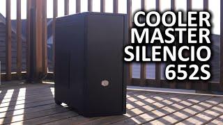 Cooler Master Silencio 652S Computer Case