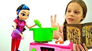 Сказочный Патруль оживили игрушку. Мультфильм о девочках волшебницах