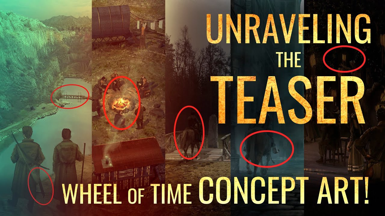 Unraveling the Concept Art Teaser!