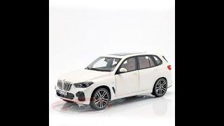 2019 BMW X5 자동차 다이캐스트 모형 1대18 …