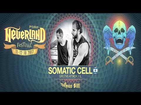 SOMATIC CELL - Live Set@Neverland Festival 2017 [Psytrance]