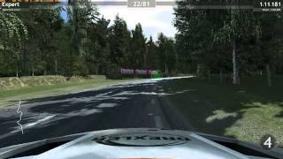 RaceRoom Racing Experience FHD 60 fps High Frame Rate Lakeview Hillclimb