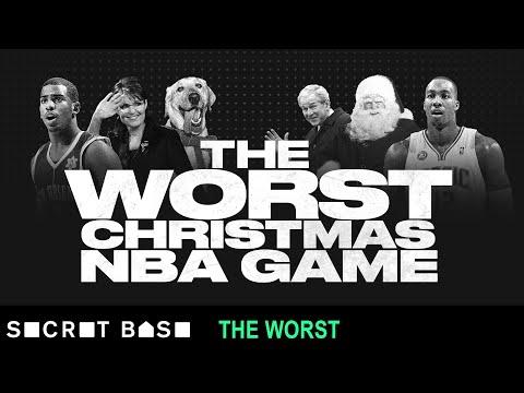 The Worst Christmas NBA Game: 2008 - Episode 9
