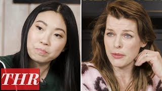 "'The Perfect Woman Doesn't Exist"": Milla Jovovich, Awkwafina, Eiza González, Emma Roberts 