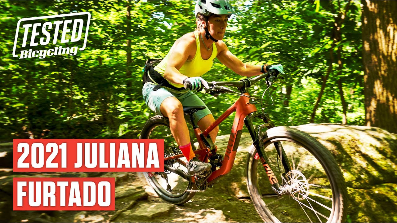 2021 Juliana Furtado | TESTED | Bicycling
