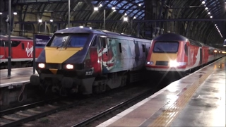 Video Evening Rush Hour at London King's Cross | 15/02/17 download MP3, 3GP, MP4, WEBM, AVI, FLV Maret 2018